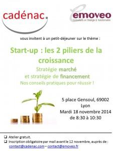 Invitation petit déjeuner Lyon 18 nov 2014